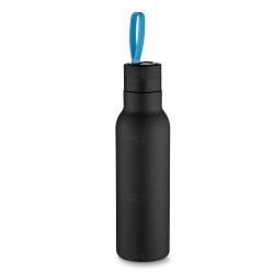 Garrafa Térmica Inox Personalizada - 500ml Azul