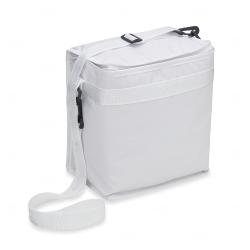 Bolsa Térmica Personalizada - 25x25 cm Branco