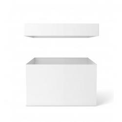 Caixa para Brinde Corporativo Com Berço - 43 cm x 28 cm