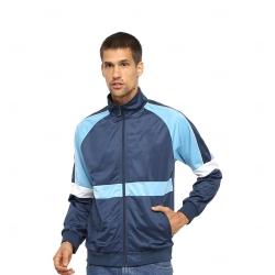 Jaqueta Sem Forro  Alta Qualidade 100% Personalizada Azul