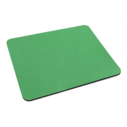 Mouse Pad  Neoprene Retangular Personalizado Verde