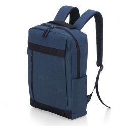 Mochila Personalizada de Nylon USB 21 L Azul