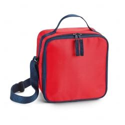 Bolsa térmica personalizada Vermelho