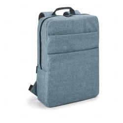 Mochila personalizada para notebook Azul
