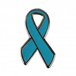 Pin Relevo Personalizado Azul Claro