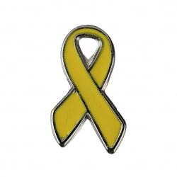 Pin Relevo Personalizado Amarelo
