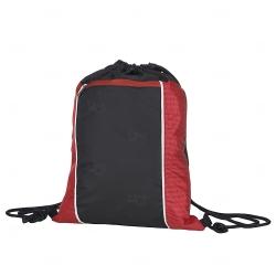 Mochila Saco Personalizada Impermeável Vermelho