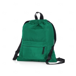 Mochila Personalizado Saco Poliéster Verde