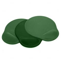 Mouse Pad Personalizado Ergonômico Verde