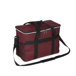 Bolsa personalizada Térmica 33 Litros Vermelho