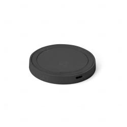 Carregador personalizado wireless em ABS e silicone