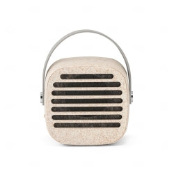 Caixa de som personalizada portátil Natural