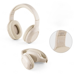 Fone de ouvido personalizado wireless dobráveis