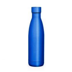 Garrafa personalizada térmica 500 ml Azul