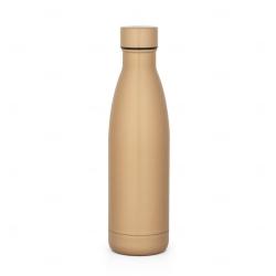 Garrafa personalizada térmica 500 ml champagne