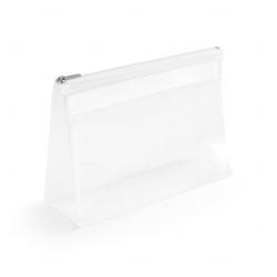Bolsa personalizada de higiene pessoal Branco