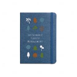 Caderno Personalizado A5 Azul