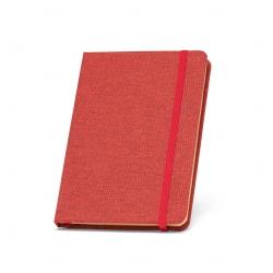 Caderno Personalizado A5 Vermelho
