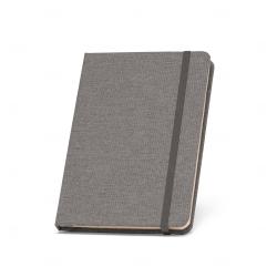 Caderno Personalizado A5 Cinza