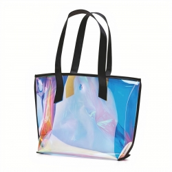 Sacola Personalizada Holográfica Colorido