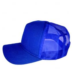 Boné Trucker Personalizado uma Cor Azul