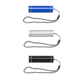 Lanterna personalizada bastão alumínio