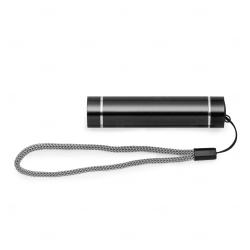 Lanterna personalizada bastão alumínio Preto