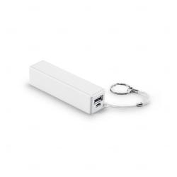 Bateria portátil personalizada em ABS Branco