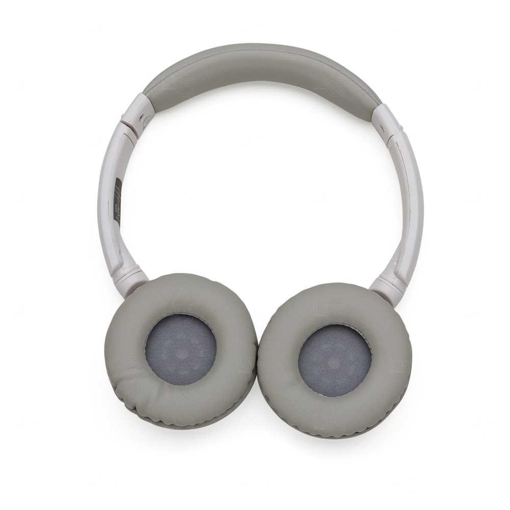 Fone de Ouvido Personalizado Headphone - Bluetooth e P2