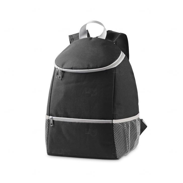Mochila Térmica Personalizada - 10 litros Preto