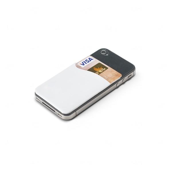 Porta Cartão Personalizado PVC