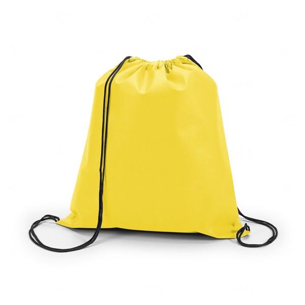 Mochila Saco Personalizada Sacochila Amarelo