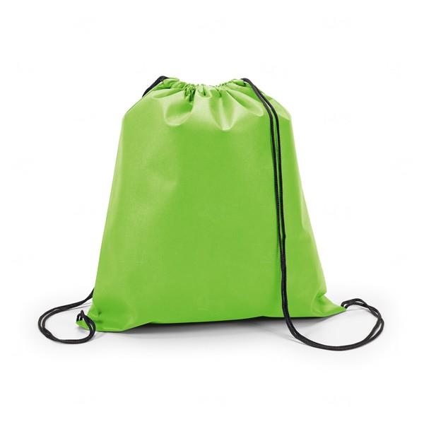 Mochila Saco Personalizada Sacochila Verde Claro