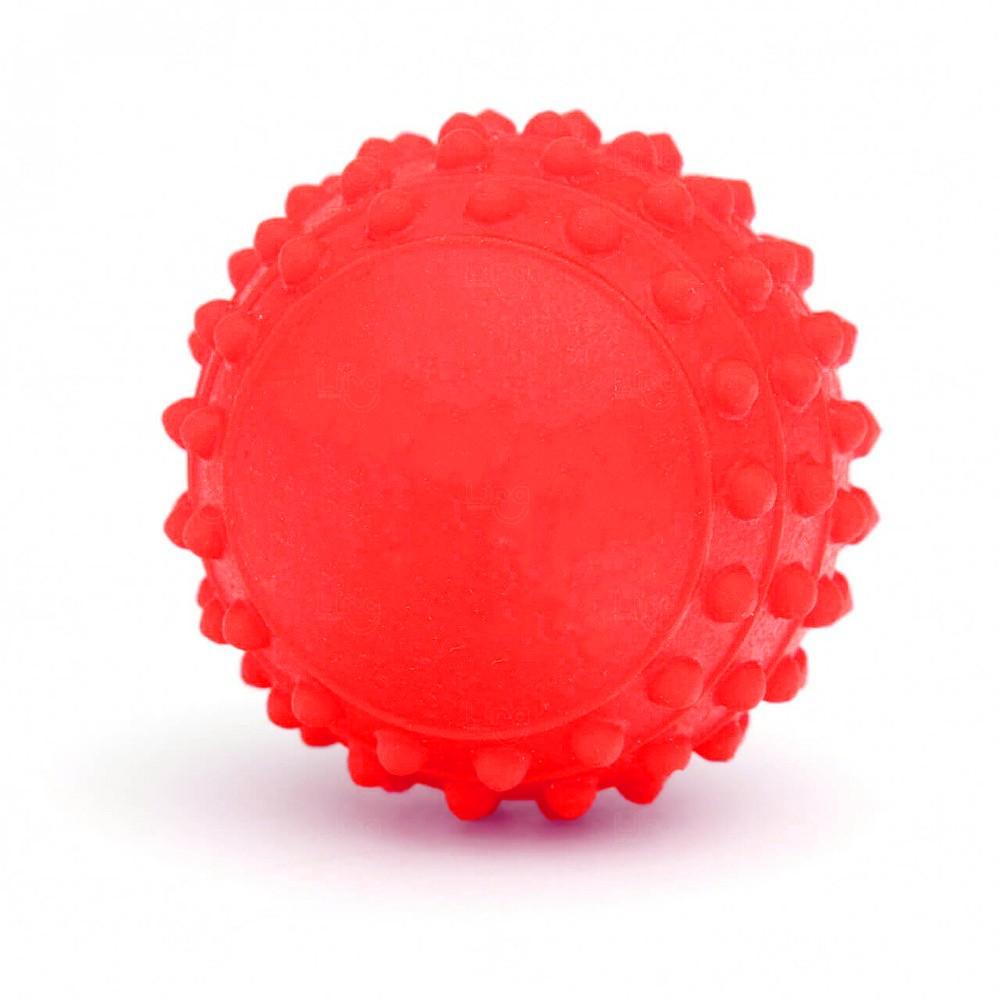 Bolinha Anti Stress Cravejada Personalizada Vermelho