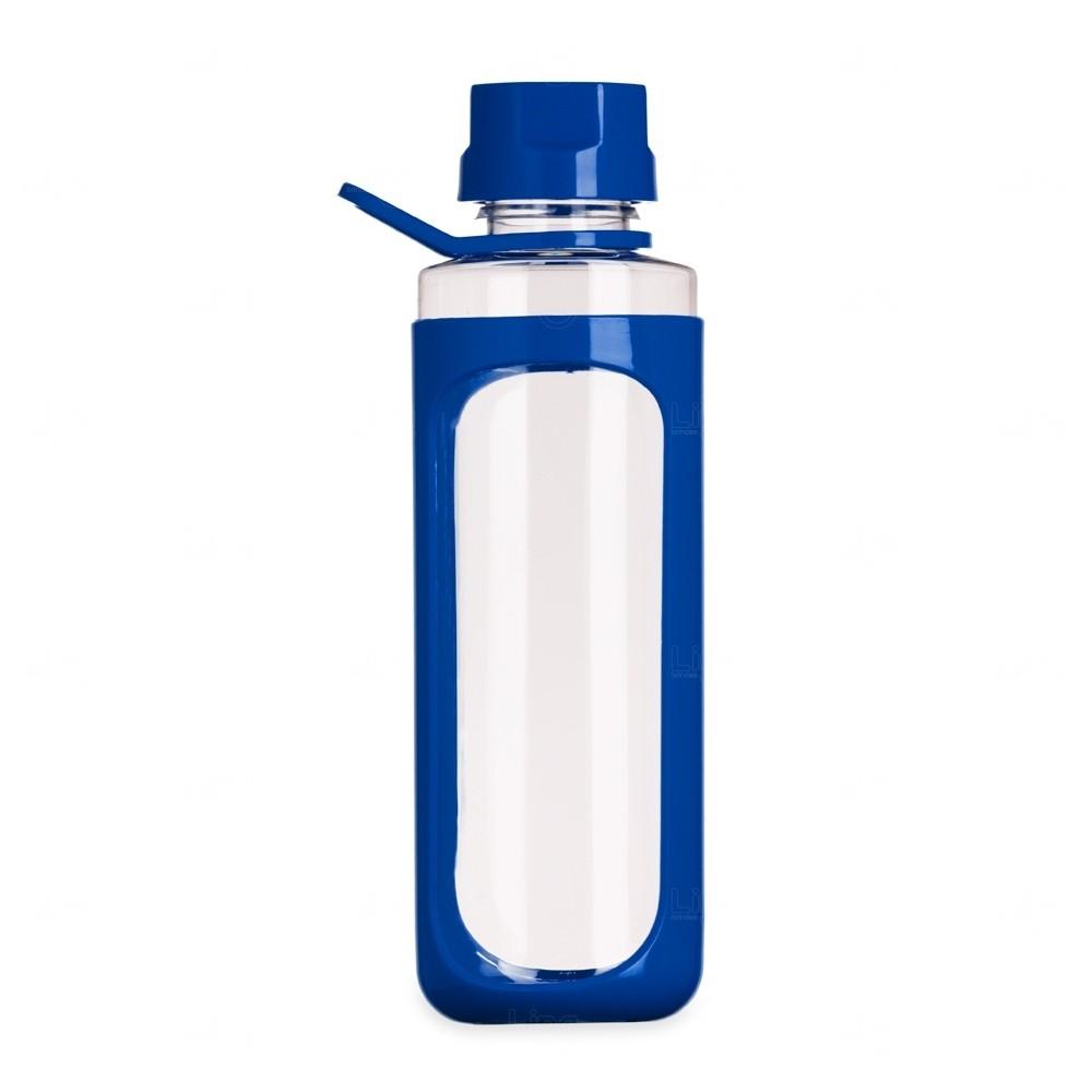 Garrafa Plástica Cover - 650 Ml Azul
