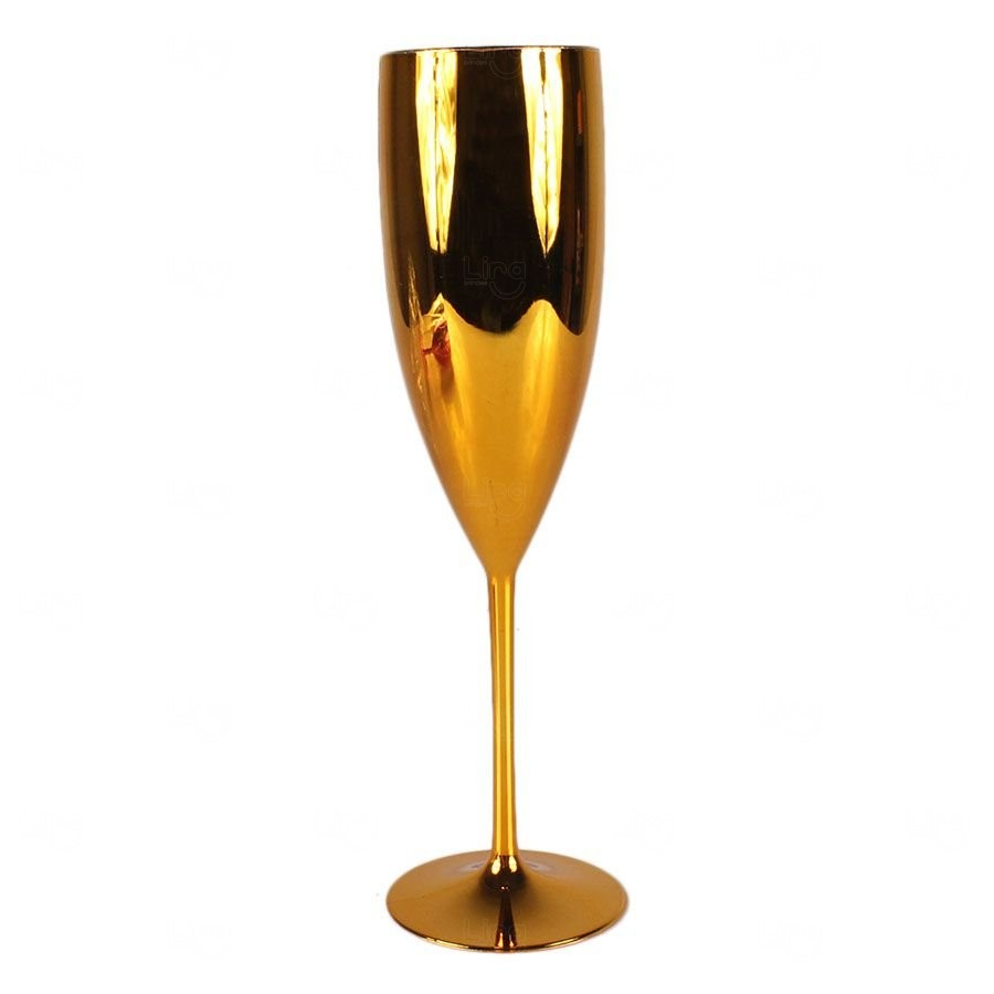 Taça Champagne Personalizada - 160ml