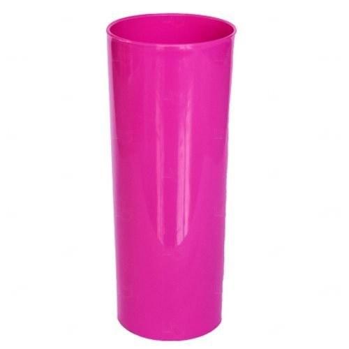 Copo Long Drink Personalizado - 350 ml Rosa