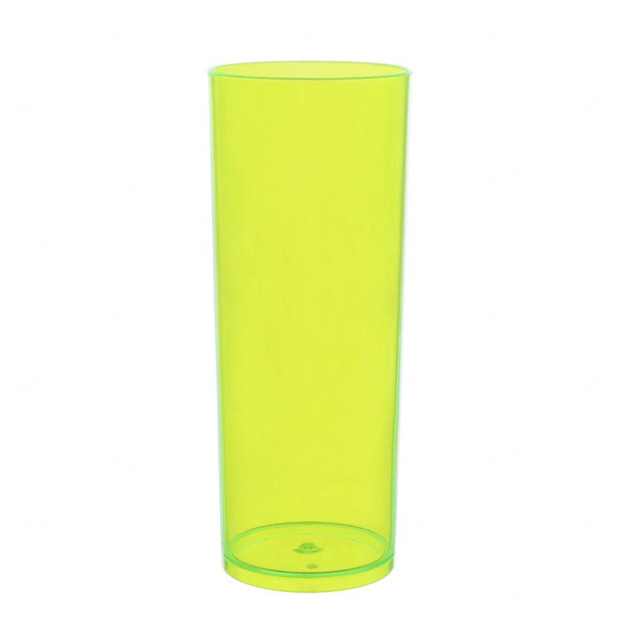 Copo Long Drink Personalizado - 350 ml (Leitoso ou Cristal) Verde