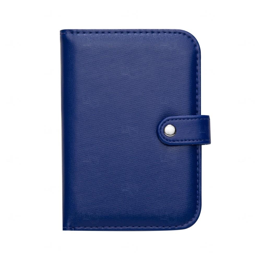 Bloco De Anotações Personalizado C/ Calculadora e Caneta Azul