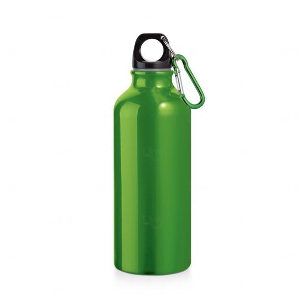 Garrafa Squeeze Personalizada Verde