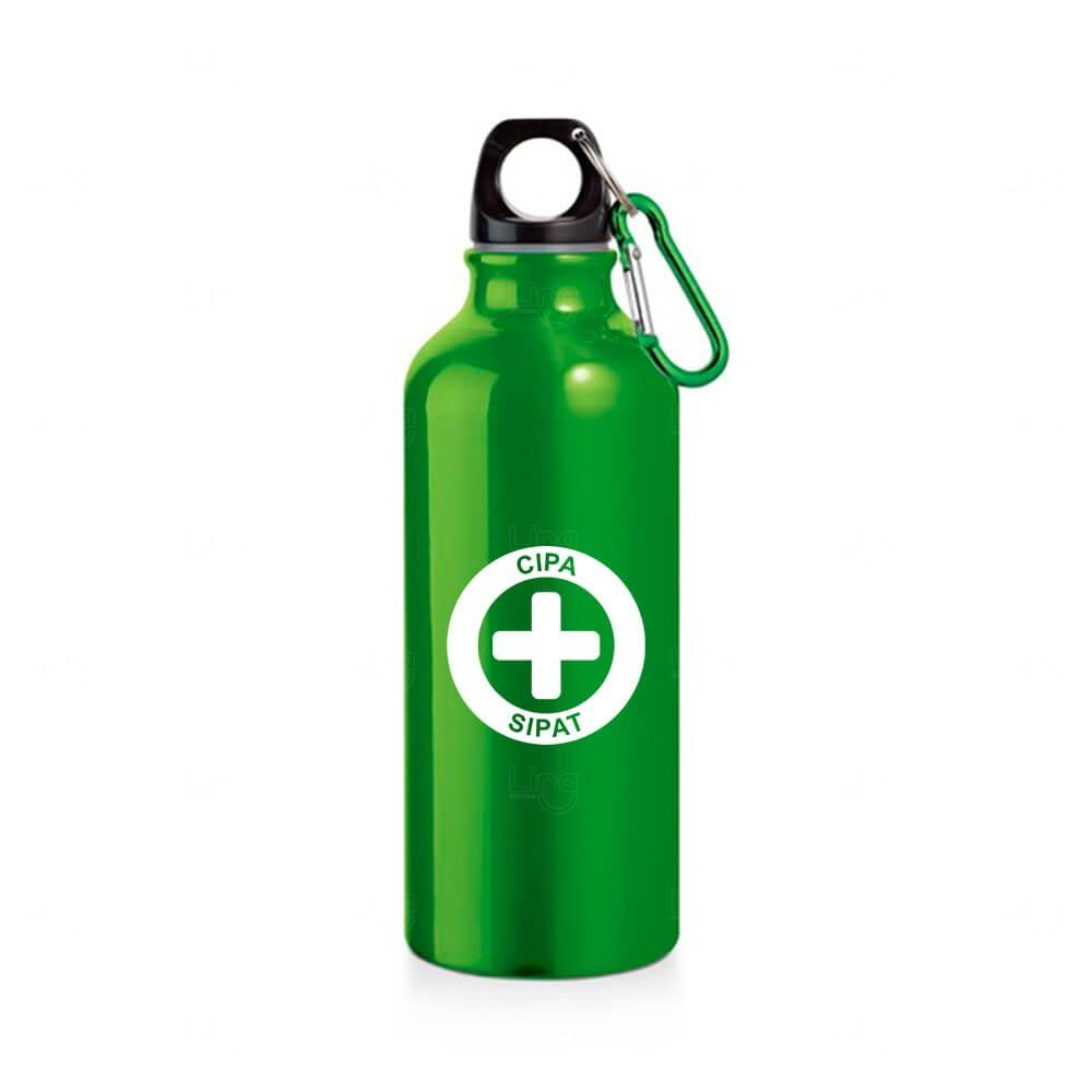 Squeeze Personalizada Verde