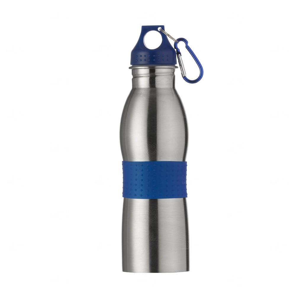 Squeeze Alumínio Personalizado - 600ml Azul