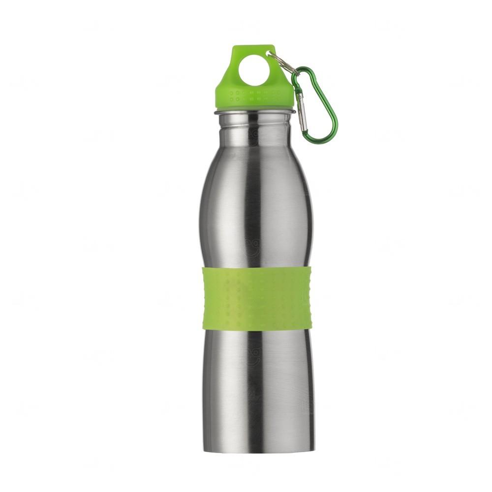 Squeeze Alumínio Personalizado - 600ml Verde