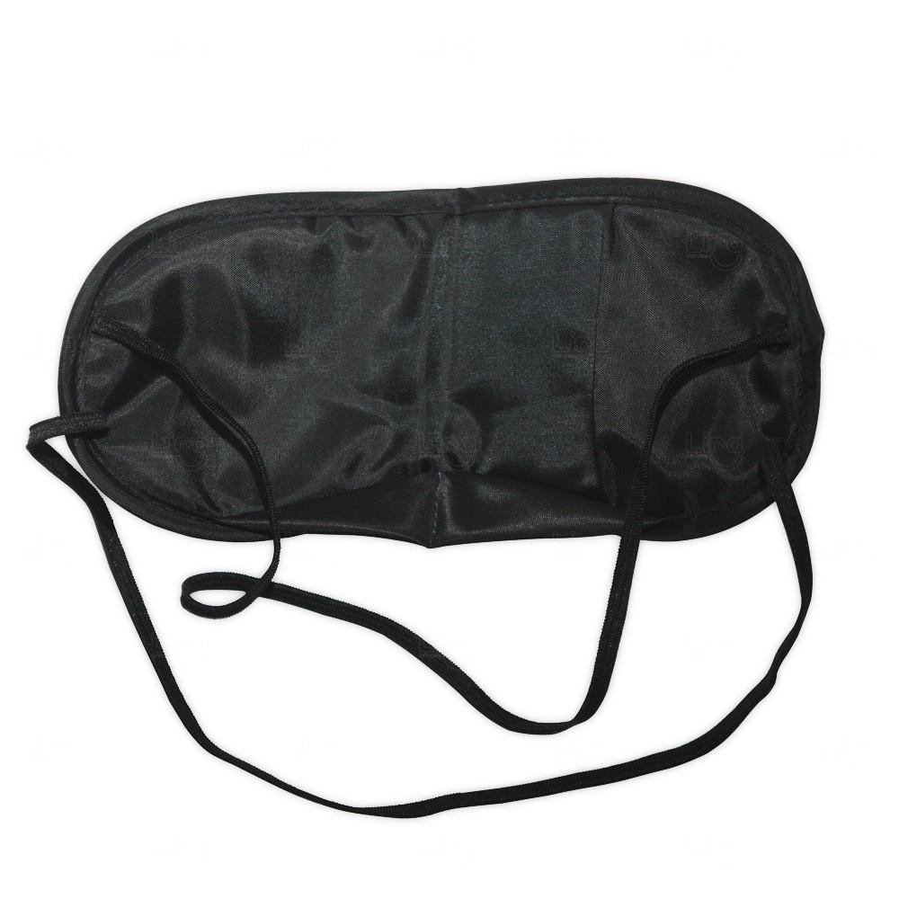 Máscara De Dormir Com Protetor de Ouvido Personalizada
