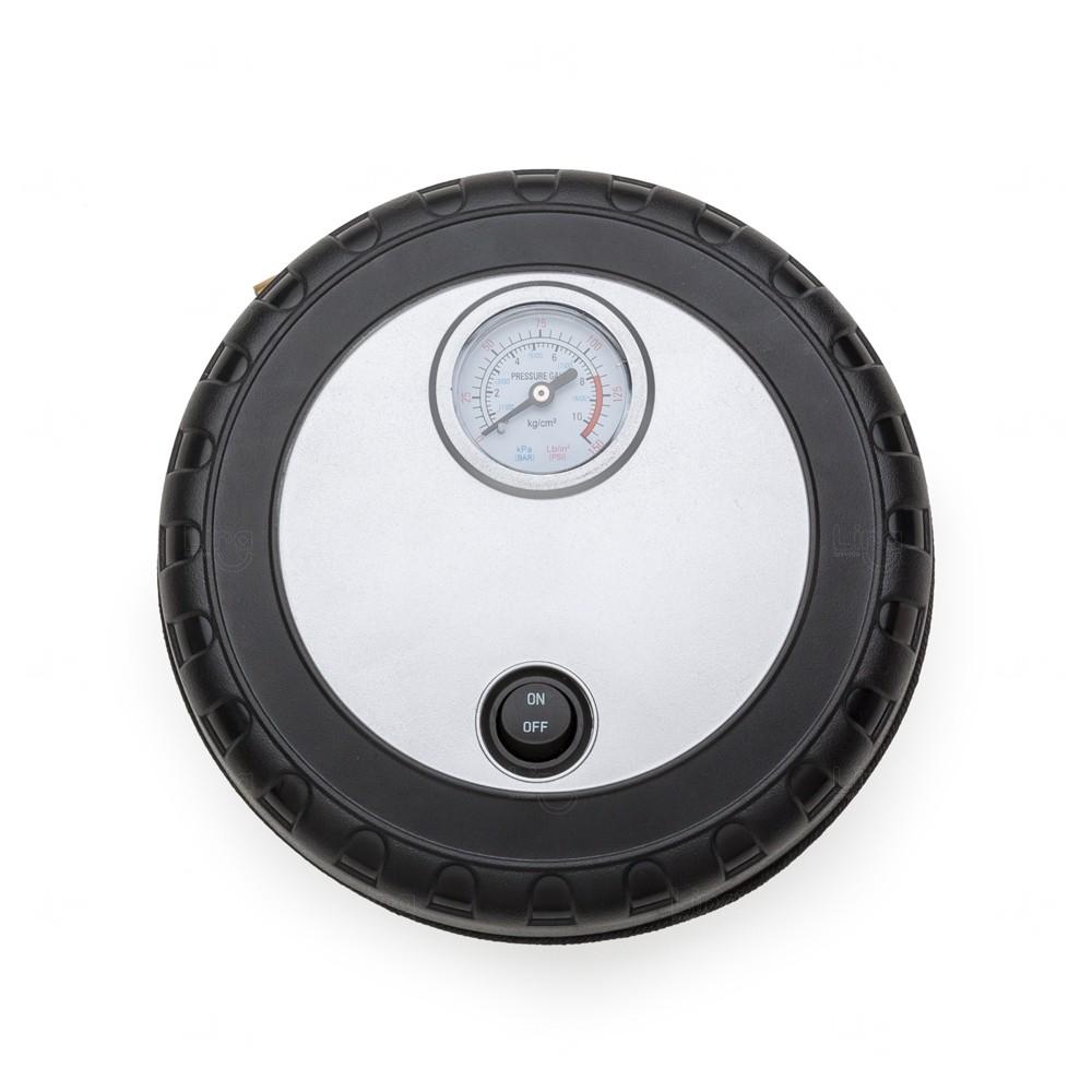 Compressor De Ar Portátil 12v Formato Pneu Personalizado