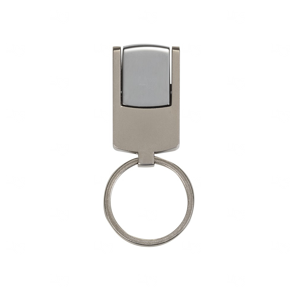 Mini Chaveiro Pen Drive Metal Personalizado - 4 GB