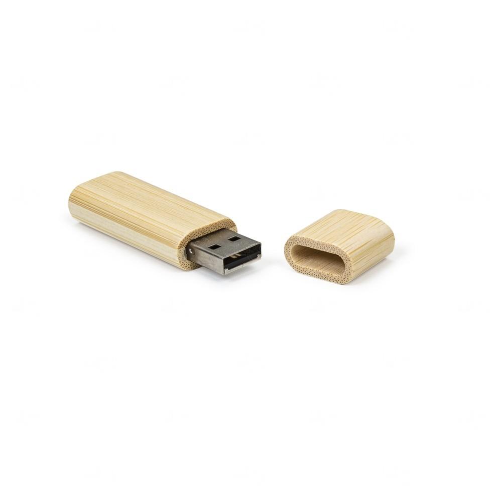 Pen Drive Bambu Personalizado - 4GB