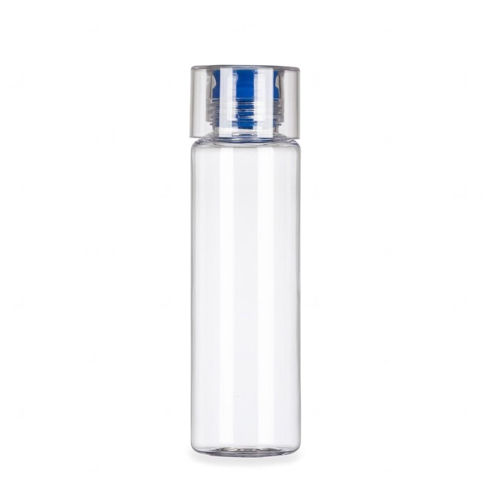 Squeeze Personalizada Plástico - 600 ml Azul