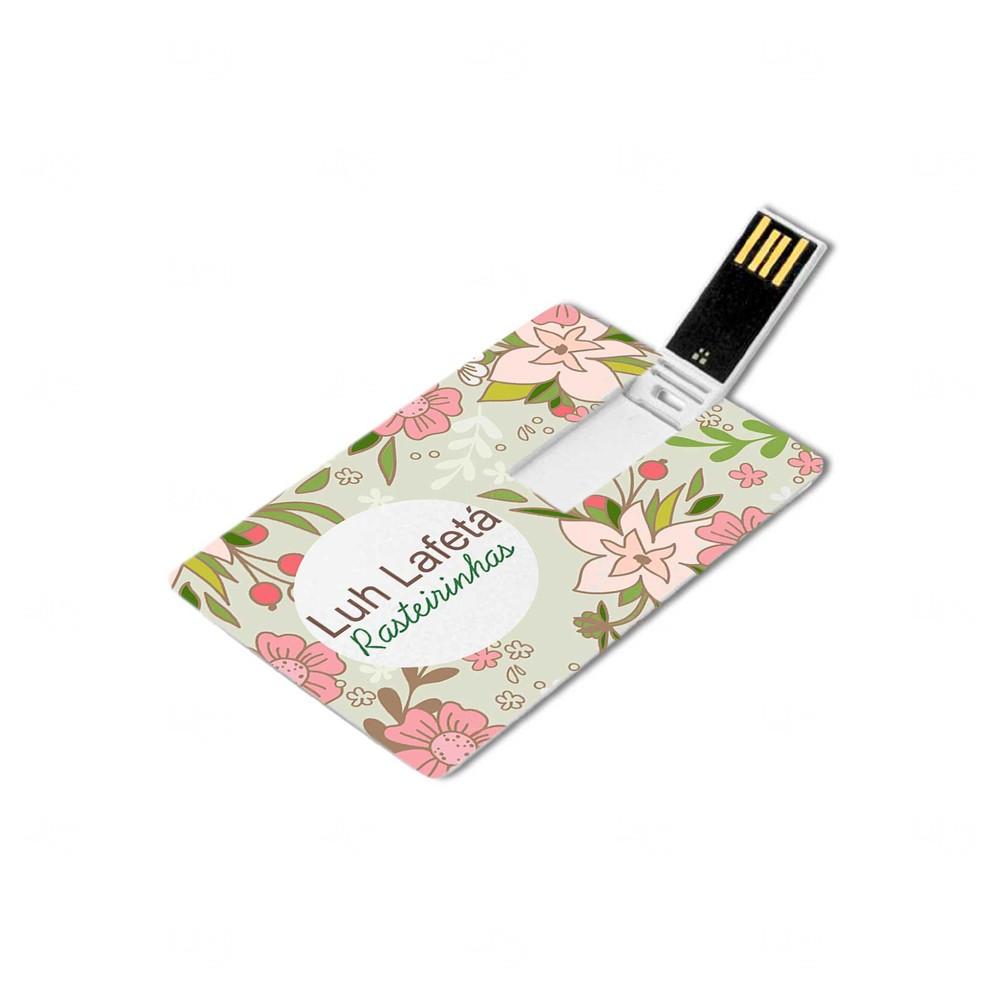 Pen Card Personalizado - 4 GB