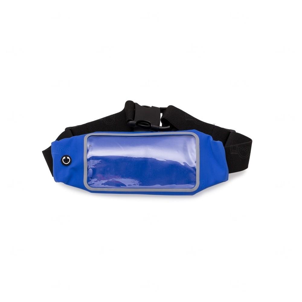 Pochete Esportiva Personalizada com Visor Azul
